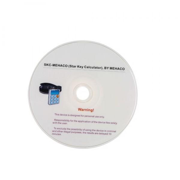 Newest BMW AK90+II Key Programmer for All BMW EWS V3.19 Version