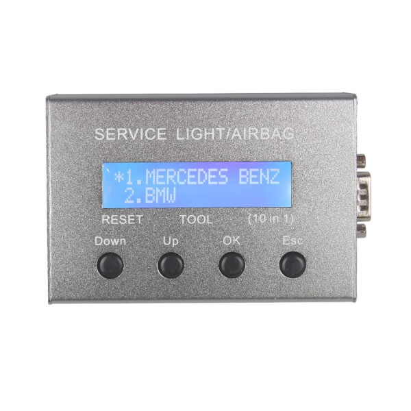 Universal 10 in 1 Service Light