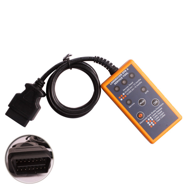 EPB & Service Reset Tool for Landrover Range Rover