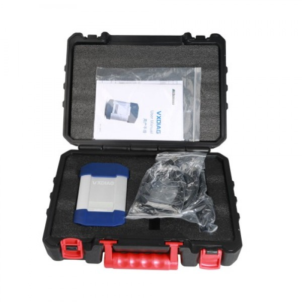 VXDIAG Multi Diagnostic Tool for Full Brands with 2TB HDD & Lenovo T420