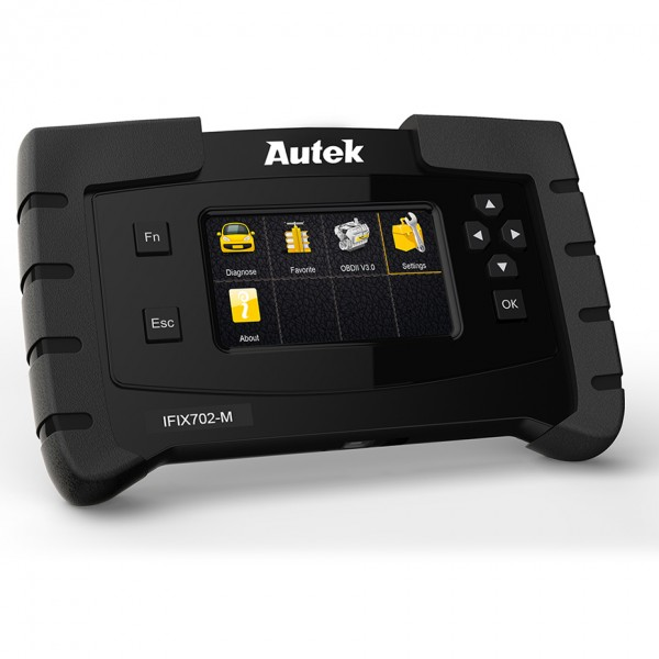 Autek IFIX702M All System OBD2 Automotive Scanner for Benz Scanner