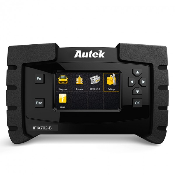 Automotive Scanner Autek 702-B OBD2 OBDII  for BMW e46 e39 Full System