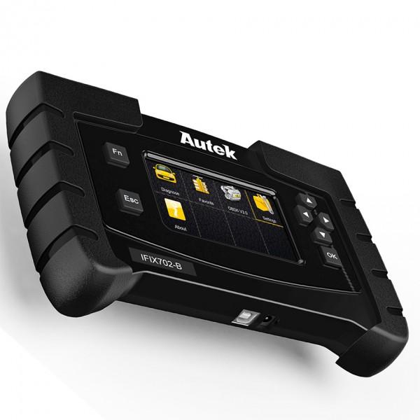 Automotive Scanner Autek 702-B OBD2 OBDII  for BMW e46 e39 Full System