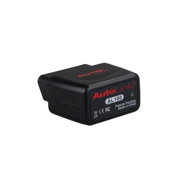 Autolink AL100 Bluetooth OBDII/EOBD Scanner for iPhone/iPad/iPad Mini DIY Scan Tool