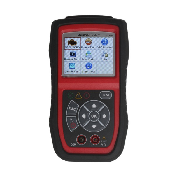 Autel AutoLink AL439 OBDII CAN Code Test Tool