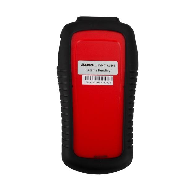 Autel AutoLink AL609 ABS CAN OBDII Diagnostic Tool