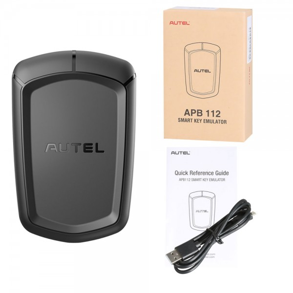 Autel APB112 Smart Key Simulator Works with MaxiIM IM608/ IM508
