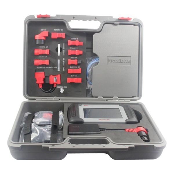 Autel MaxiDas DS708 Wifi Auto Diagnostic Tool Update Online