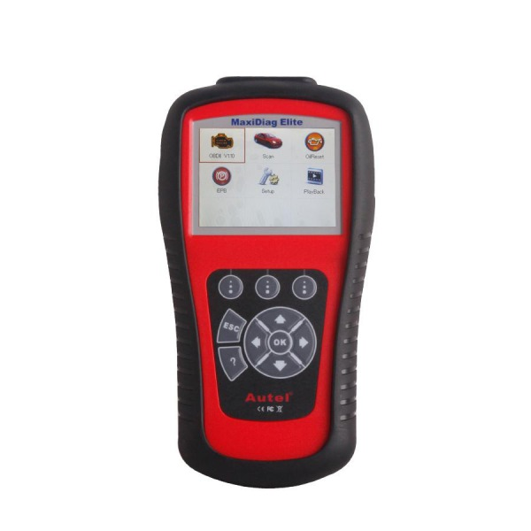 Autel Maxidiag Elite MD701 Code Scanner for 4 System with Data Stream Function