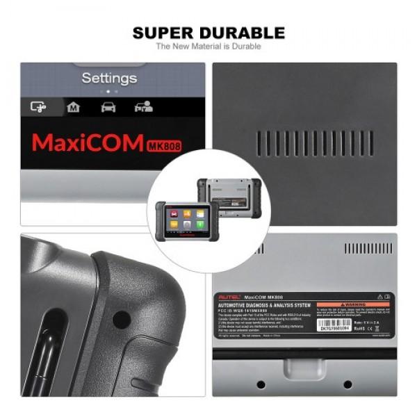 Autel MaxiCOM MK808 OBD2 Diagnostic Scan Tool