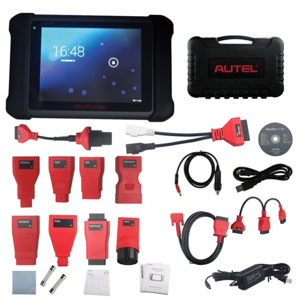 AUTEL MaxiSYS MS906 Auto Diagnostic Scanner New Generation of DS708