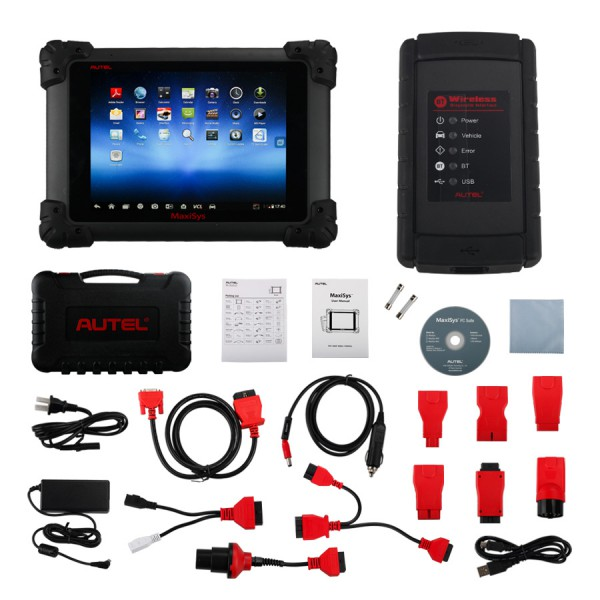 Autel MaxiSys MS908 Professional Diagnostic Tool with Wifi update online