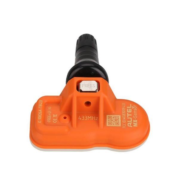 Autel MX-Sensor 433MHZ/315MHZ Universal Programmable TPMS Sensor Specially Built for Tire Pressure Sensor Replacement