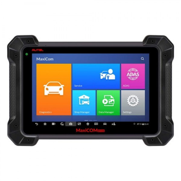 Autel MaxiCOM MK908P Full System Diagnostic Tool with Multi-Language J2534 ECU Programming