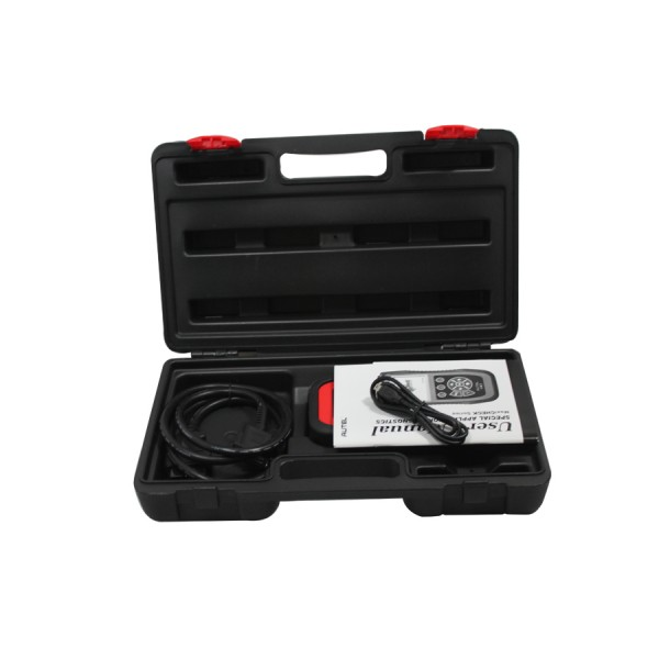 Autel MaxiCheck-EPB Brake Pads Replacement And Recalibration Clears EPB/SBC Trouble Codes