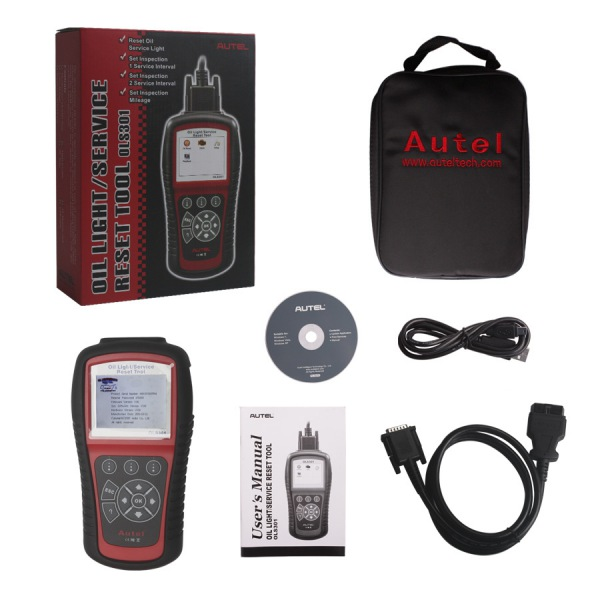 Original Autel OLS301 Oil Light And Service Reset Tool