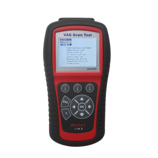 Autel MaxiService VAG505 Code Scan Tool for VW AUDI SEAT SKODA