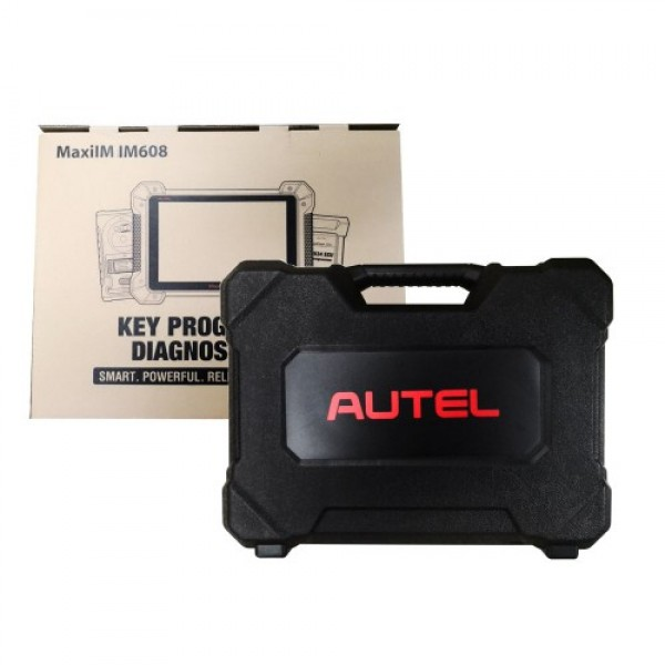 Original Autel MaxiIM IM608 IMMO & Key Programmer Replacement of AURO OtoSys IM600