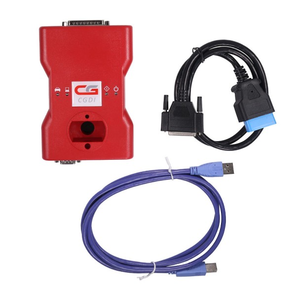 CGDI Prog BMW MSV80 Support BMW FEM Auto Diagnosis Programming & IMMO Security 3 in 1