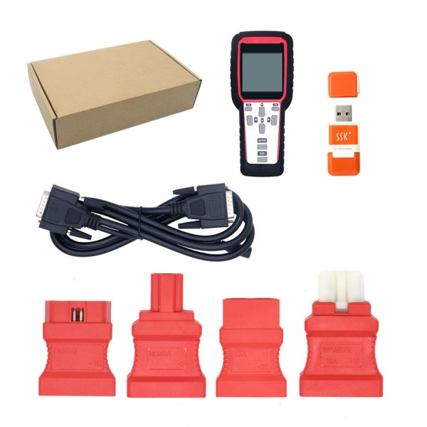 New Generation Super SBB2 Key Programmer for IMMO+Odometer+OBD Software+TPMS Full Function
