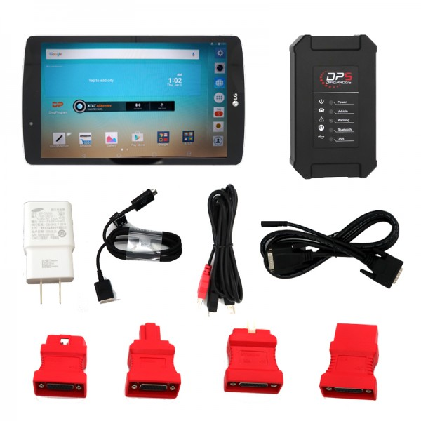 Super DP5 Master with Immobiliser + Odometer Adjustment +EEPROM/PIC+OBDII+BMW FEM/BDC Full Version
