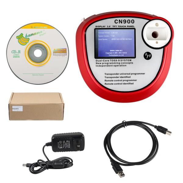 OEM CN900 Auto Key Programmer V2.28.3.63 free shipping