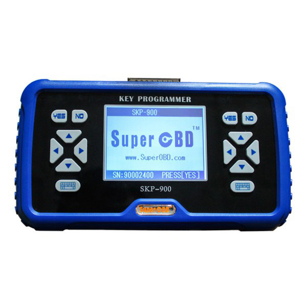 SuperOBD SKP-900 Skp900 Hand-held OBD2 Auto Key Programmer