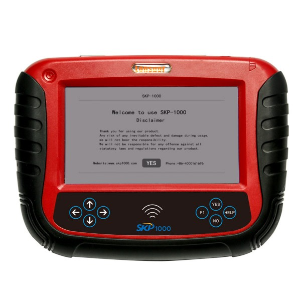 2017 New SKP1000 Tablet Auto Key Programmer With Special functions for All Locksmiths Perfectly Replace CI600 Plus and SKP900