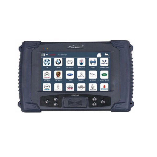 Lonsdor K518ISE Key Programmer with Odometer Adjustment for All Makes with Free BMW FEM key programming