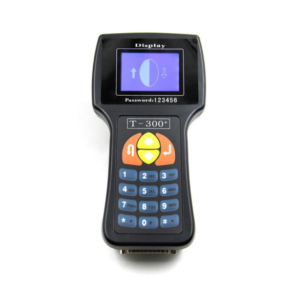T300 key programmer updated v17.8 support Chrysler Black Color