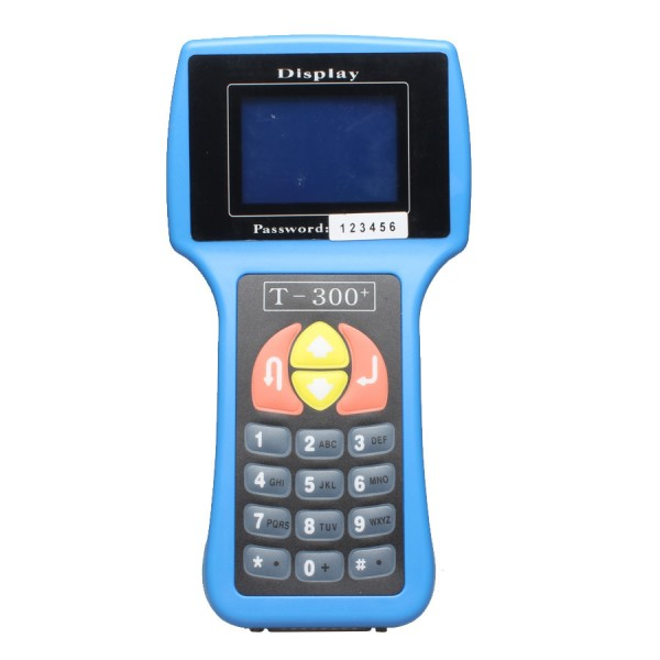T300 key programmer updated v17.8 support Chrysler