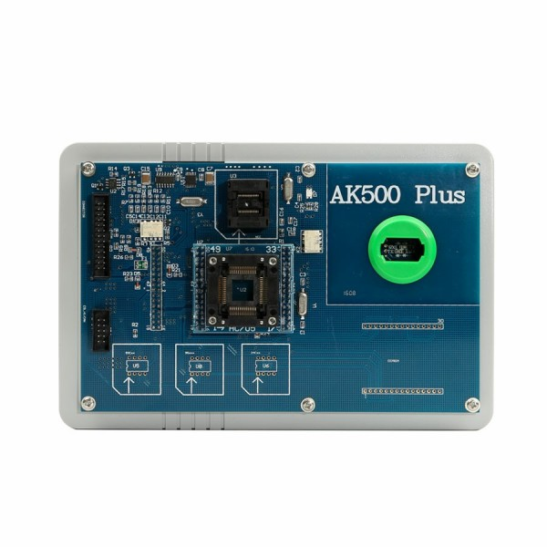 New Released AK500+ AK500 PLUS Key Programmer For Mercedes Benz