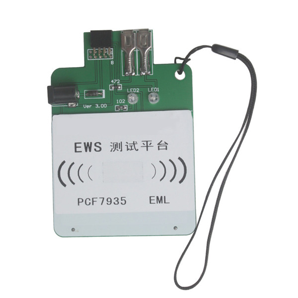 EWS3 EWS4 Test Platform Rechargeable For BMW and Land Rover No Need Connect Car