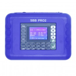Latest V48.88 SBB PRO2 Key Programmer with 1024 tokens for Auto keys by obd2 Works to 2017