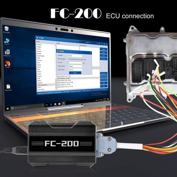 CG FC200 ECU Programmer Full Version FC-200 Upgrade of AT200