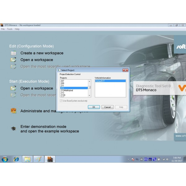 3in1 Benz xentry V2019.12 and Odis Audi VW V5.13 and Porsche Piwis v18.1 hard disk software