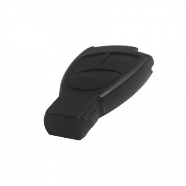 Smart Key Shell 3-Button without The Plastic Board For Benz 5pcs/lot