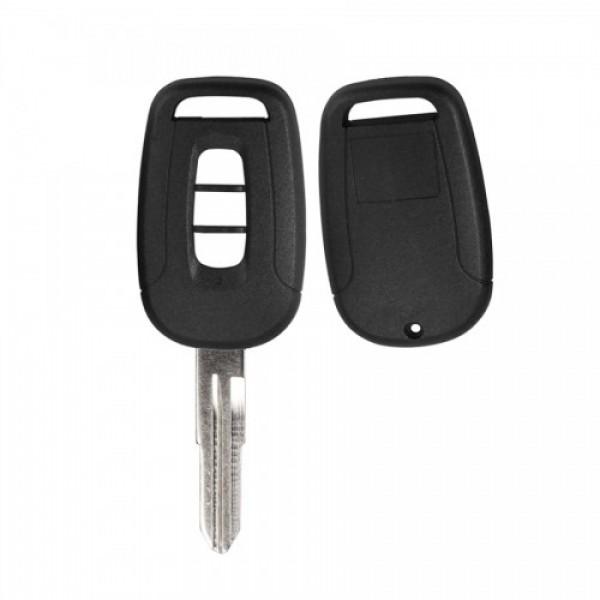 Remote Key Shell 3 Button for Chevrolet Captiva 10pcs/lot