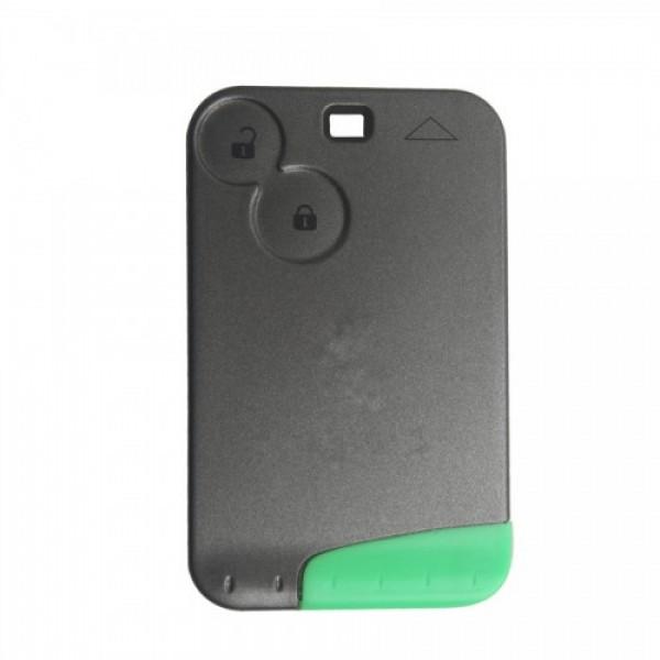 2 Button Smart Key Shell for Renault 5pcs/lot