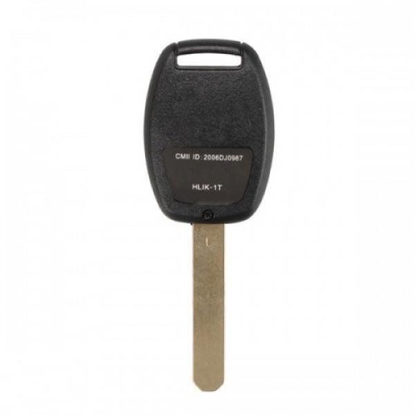 Original Remote Key 3 Button(433.9 MHZ) For 2008-2010 Honda CIVIC