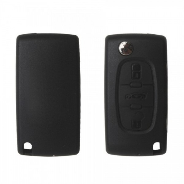 3 Button 433MHZ Remote Key for Peugeot