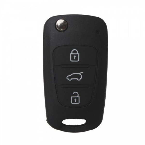 I30 IX35 Modified Flip Remote Key Shell 3 Button for Hyundai 5pcs/lot