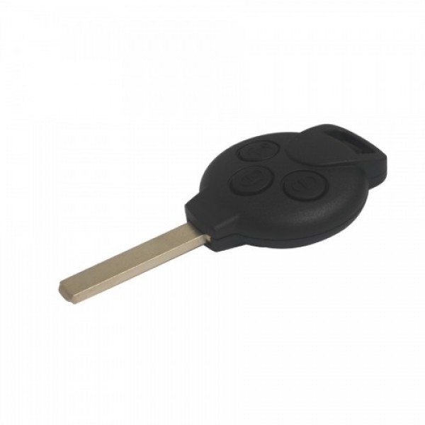 Smart Key Shell 3 Button Type B For Benz 5pcs/lot
