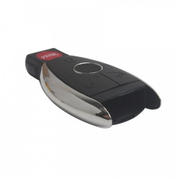 Smart Key Shell 4-Button Without Plastic Board for New Benz