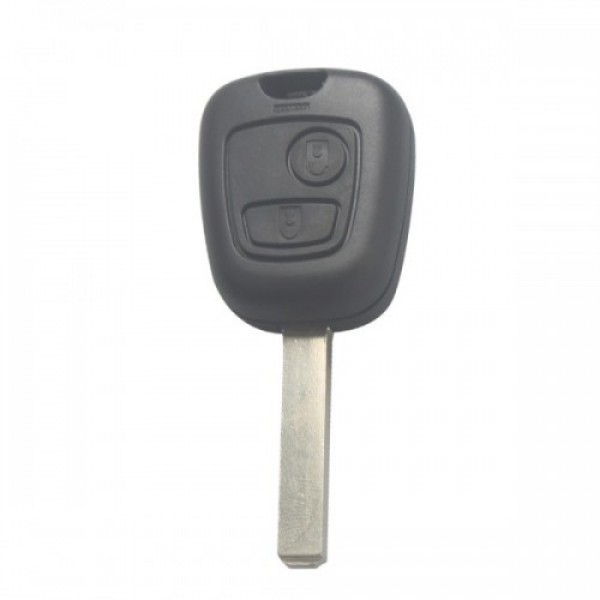 Remote Key Shell 2 Button VA2 (Without Logo) For Citroen 10pcs/lot