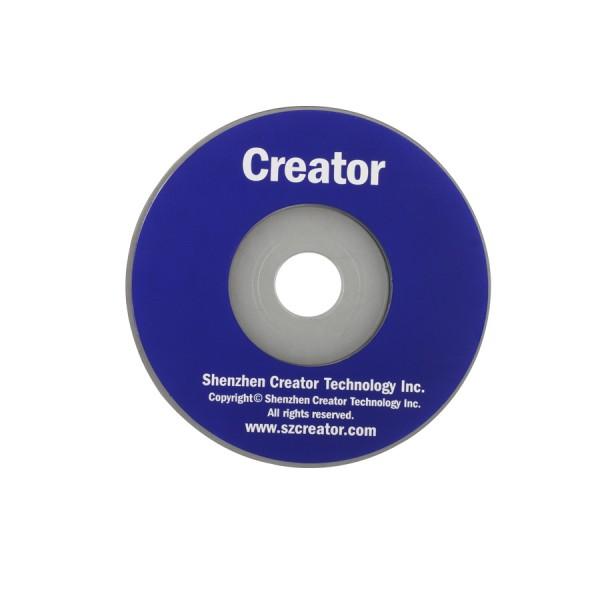 Creator C300 V4.1 OBDII/EOBD Scan Tool Hand-held Scanner Free Update Online