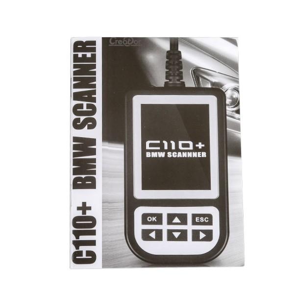 Creator C110 V6.0 BMW Code Reader