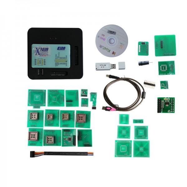 XPROG Latest Version XPROG-M V6.12 ECU Programmer with USB Dongle