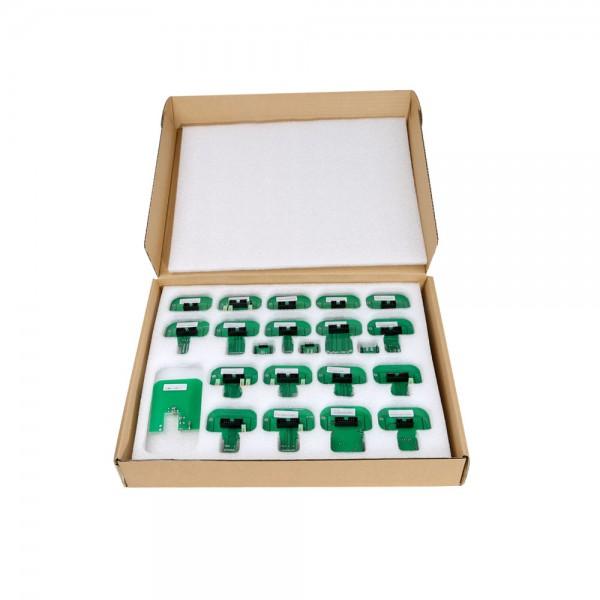 BDM Adapters for KTAG KESS KTM Dimsport LED BDM Frame 22 Sets (Denso, Marelli, Bosch, Siemens)