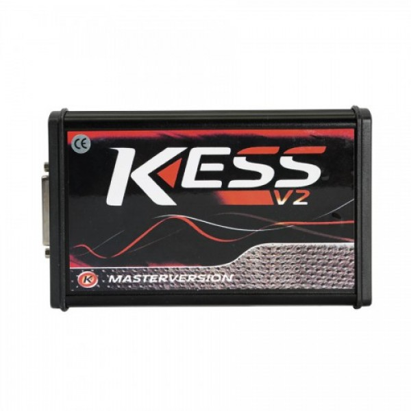 EU Version Kess V2 V5.017  SW V2.53 with Red PCB Online Version Support 140 Protocol No Token Limited